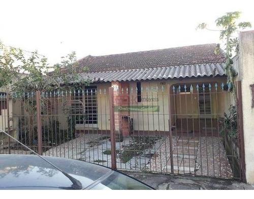 Imagem 1 de 9 de Casa Com 3 Dormitórios À Venda, 110 M² Por R$ 234.000 - Conjunto Residencial Santo Ângelo - Mogi Das Cruzes/sp - Ca5498