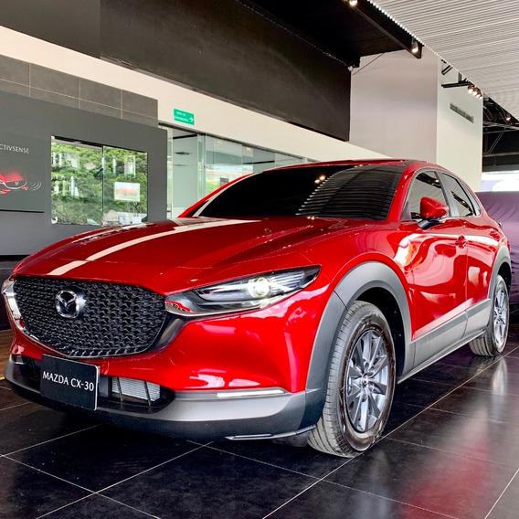 Mazda Cx30 Prime At Cuero 2.0l Rojo | 2021