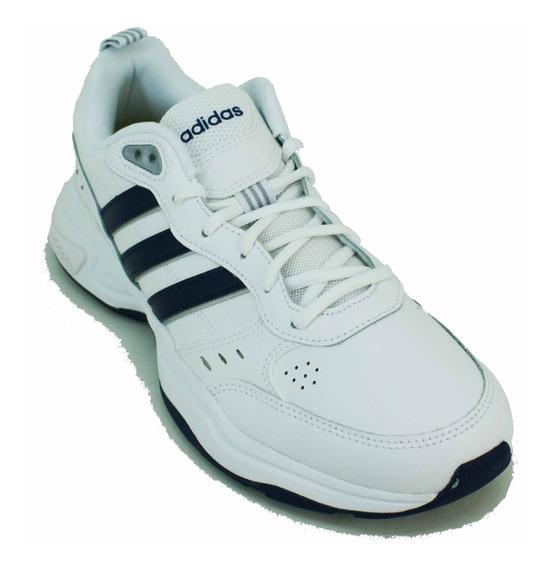 Zapatilla adidas Strutter Blanco/negro Hombre Deporfan