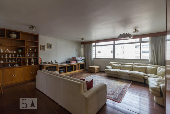 Apartamento Para Aluguel - Santa Cecília, 3 Quartos, 250 - 892802610