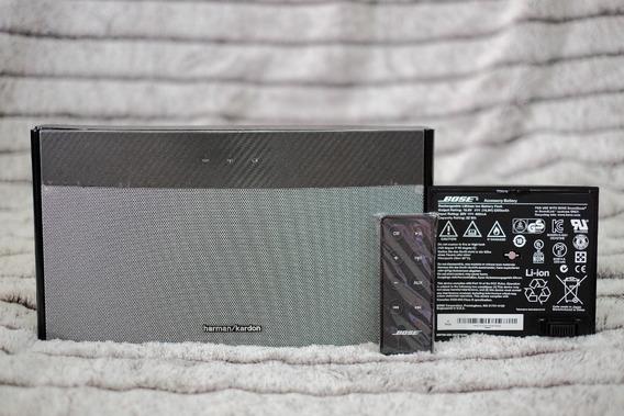 Caixa De Som Bose Soundlink Wireless Bluetooth Speaker