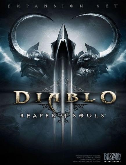 Diablo 3 Reaper Of Souls Pc - Blizzard Key (envio Flash)