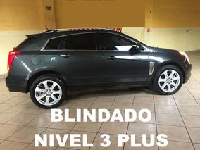 Cadillac Srx Blindaje Nivel 3 Plus