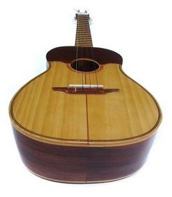 Instrumento Musical Cuatro Venezolano Profesional Caoba