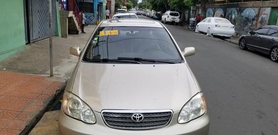 Toyota Corolla Le Full