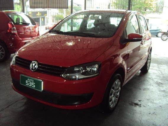 Volkswagen Fox 1.0 Flex - 2014, Completo, Top De Linha