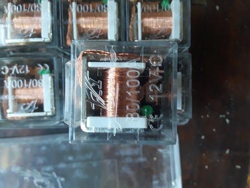 Relex Transparente 5 Patas 80/100a 12v Y 80/90a 24v