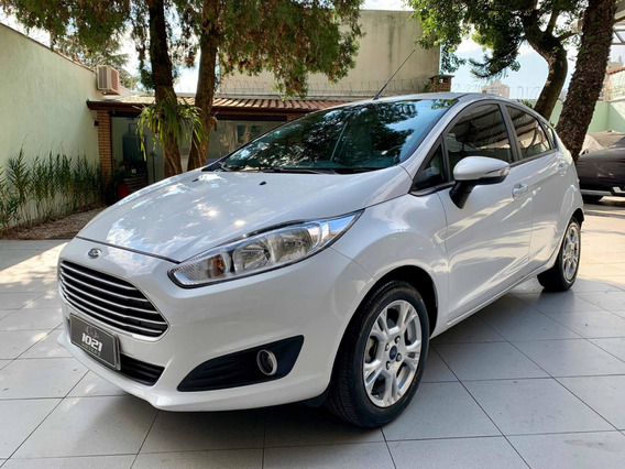 Ford Fiesta 1.6 Se Hatch 16v Flex 4p Powershift 2015/2015