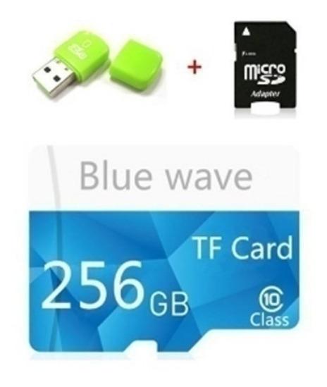 Microsd 256gb Sd / Tf Card Class10 Flash Cartão De Memória
