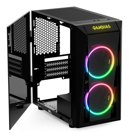 Pc Gamer Ryzen5 2600/16gb Ddr4/ssd 240/hd 1tb/video 8gb Ddr5