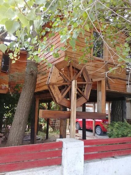 Alquilo Cabaña En San Clemente Del Tuyu