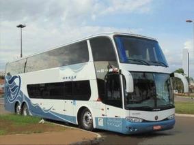 Ônibus Marcopolo Paradiso 1550 Ld Volvo B12r 420cv 2012/2012