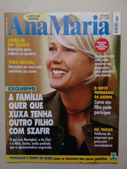 Revista Ana Maria 310 Xuxa Ellen Roche Mari Alexandre B444