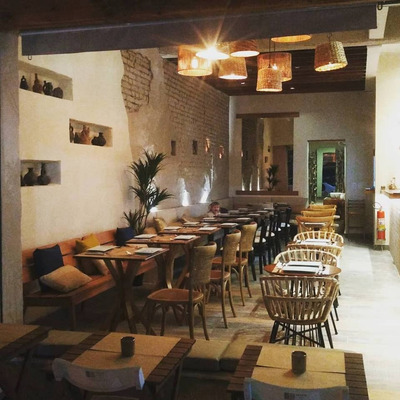 Passo O Ponto Lindo Restaurante Bar Reformado Jardins Sp