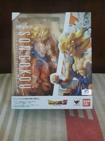 Goku Awakening - S.h. Figuarts - Bandai (original)