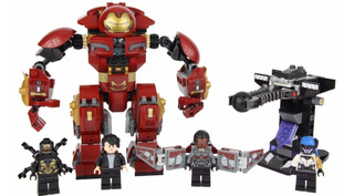 Lego Hulk Buster 420 Piezas Compatible Lego Infinity War