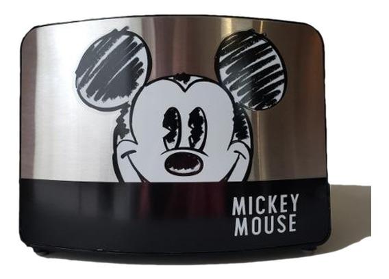 Tostador Pan Michey Mouse Disney Tostadora Mesa De Dulces