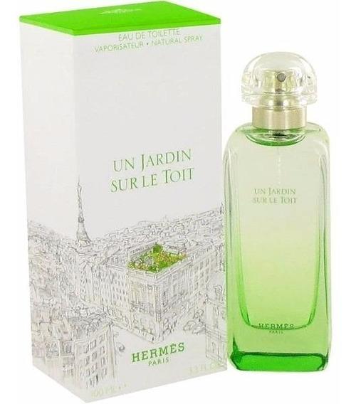 Perfume Un Jardin Sur Le Toit Hermés Edt 100ml Unissex