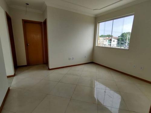 Apartamento 2 Quartos Para Venda No Santa Monica! - 4255