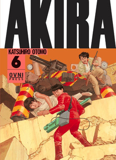 Manga, Kodansha, Akira Vol. 6 Ovni Press