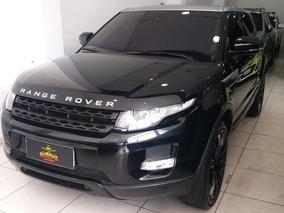 Range Rover Evoque Prestige Ano 2012