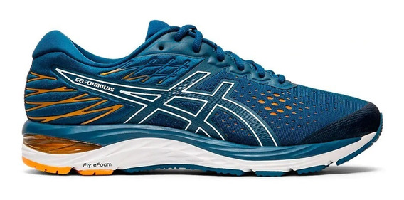Asics Zapatillas Running Gel Cumulus 21 Azul - Blanco