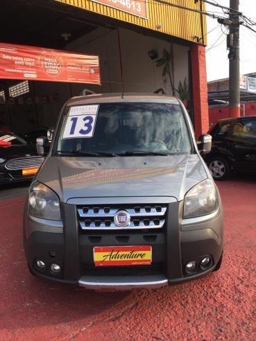 Fiat Doblo Adventure Xingu 1.8 Completo 2013