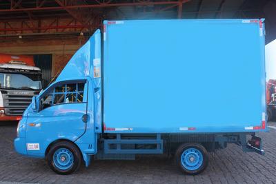 Hyundai Hr Hdb 2012 Unico Dono