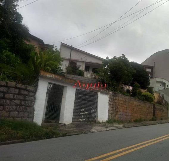 Terreno Residencial À Venda, Campestre, Santo André. - Te0133