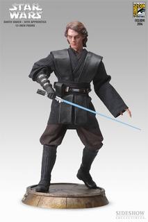 Sideshow Star Wars Anakin Darth Vader Sith Apprentice 1/6