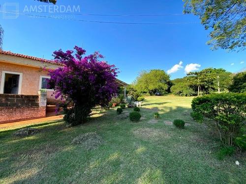 Imagem 1 de 30 de Sitio A Venda Em Limeira - St00005 - 69551023