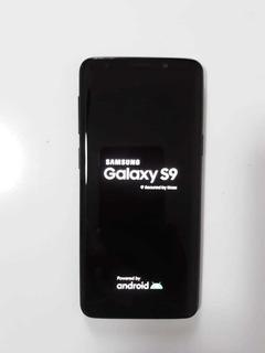 Smartphone Samsung Galaxy S9 Dual Chip 128gb Preto