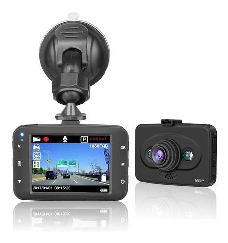 Imagen 1 de 6 de Camara Auto Testigo Seguridad Full Hd 1080p Universal Mic