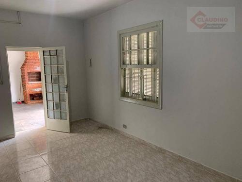 Ponto Comercial Para Alugar, 78 M² Por R$ 2.000/mês - Vila Gomes Cardim - São Paulo/sp - Ca0915