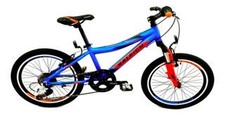 Bicicleta Mtb Raleigh Rowdy - Rodado 20