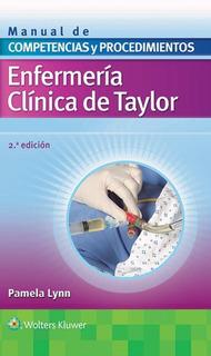 Manual De Competencias Y Procedimientos Enfermería Clínica
