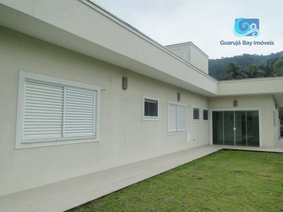 Casa À Venda No Condomínio Granville - Praia Da Enseada - Guarujá - Ca1807