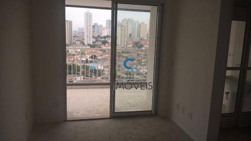 Imagem 1 de 18 de Apartamento À Venda, 60 M² Por R$ 650.000,00 - Anália Franco - São Paulo/sp - Ap2866