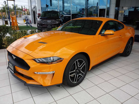 Ford Mustang Ecoboost 2019 Con Bono