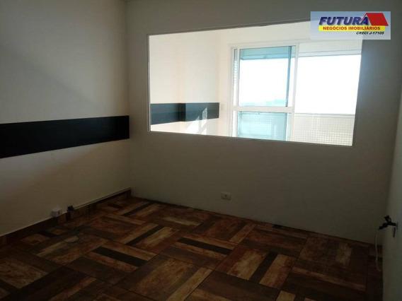 Sala Para Alugar, 45 M² Por R$ 2.200/mês - Centro - São Vicente/sp - Sa0026