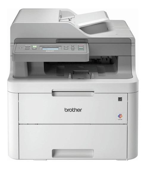 Impressora Multifuncional Dcp-l3551cdw L3551 Laser Colorida