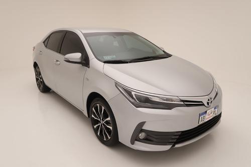 Toyota Corolla Seg Cvt - Linea Nueva 2017