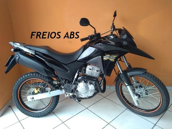 Honda Xre 300 Abs 2014 Preta