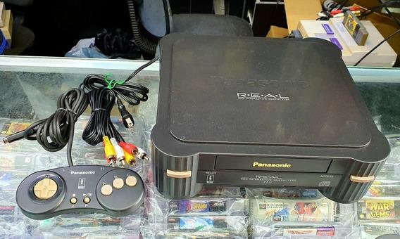 3do Fz-1 Panasonic Original 1 Controle Original Cabo Av