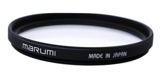 Filtro Protector Marumi Japon Dhg Multicoated A Lente Ø 77mm