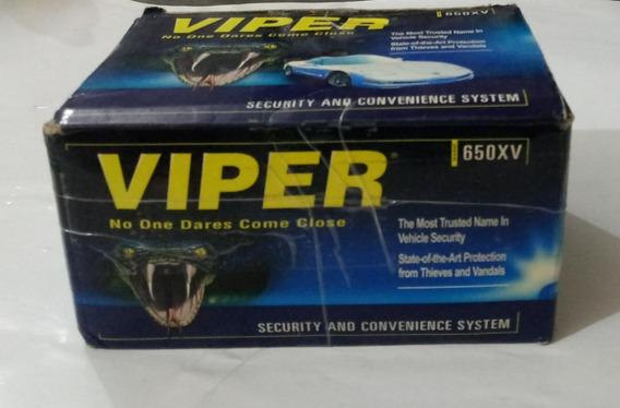 Sistema De Alarme De Carro Viper 650 Xv