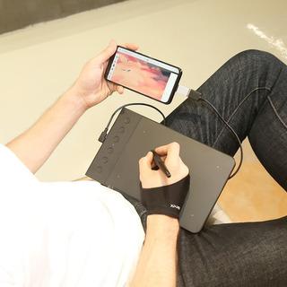 Tableta Grafica Digitalizador Dibujo Xp-pen Lapiz 8k = Wacom