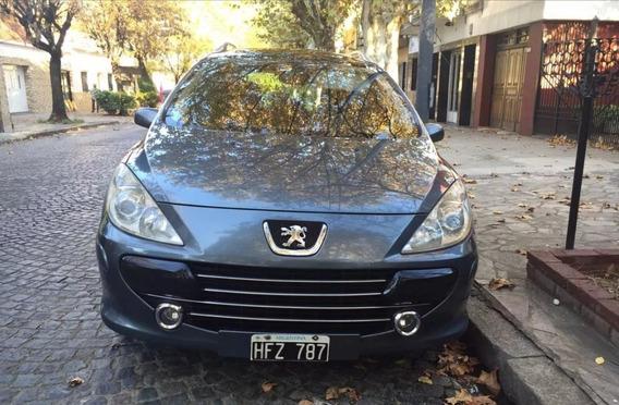 Peugeot 307 2.0 Sw Premium Tiptronic 143cv 2008