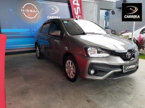 Imagem 1 de 12 de Etios 1.5 X Plus Sedan 16v Flex 4p Automático