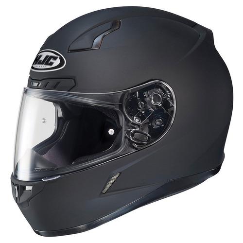 Casco Hjc Cl-17 Full-face Motorcycle  (matte Black, Medium)